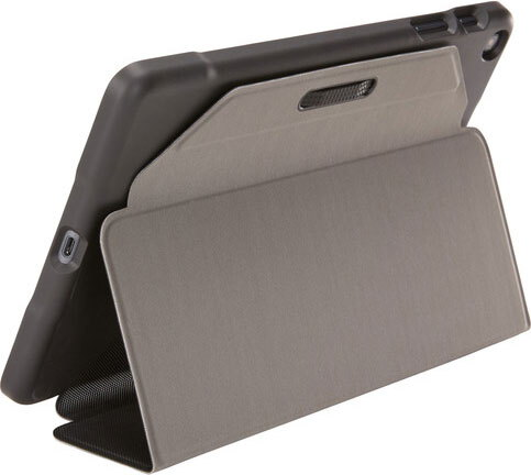Case Logic Snapview cover voor Galaxy Tab A (2019) - Zwart