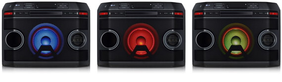 LG OL45 XBoom Enceinte Party