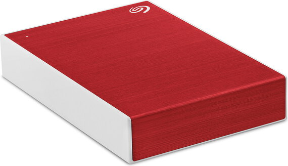 Seagate Backup Plus Portable USB 3.0 - 5 To - Rouge - STHP5000403
