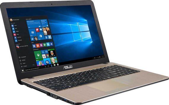 Asus VivoBook X540LA-DM1083T-BE Chocolate Black