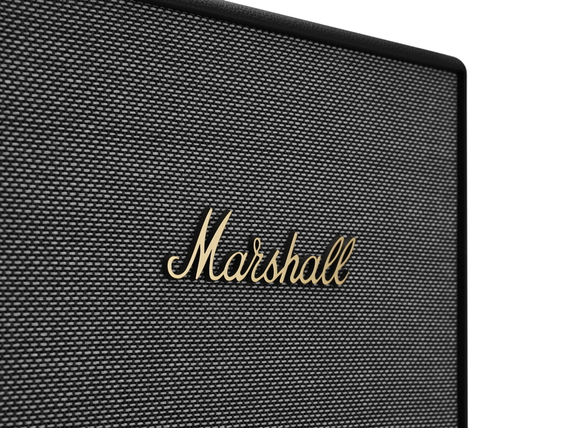 Marshall Woburn II Bluetooth Speaker - Zwart