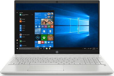 HP Pavilion Notebook 15-CS2067NB Mineral silver