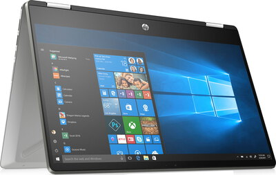 HP Pavilion x360 Convertible 14-DH0062NB Mineral Silver