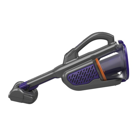 Black&Decker Kruimeldief BHHV520BFP-QW