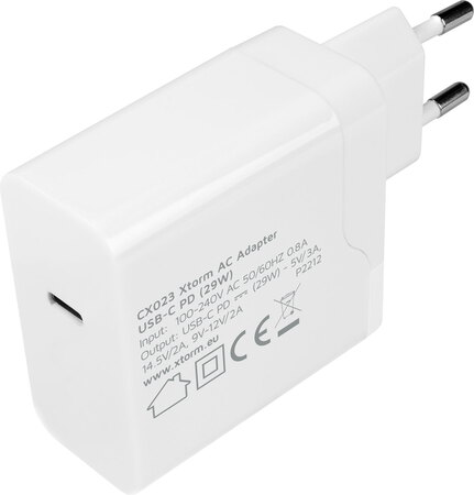 Xtorm USB C-oplader met Power Delivery (29 W) - CX023