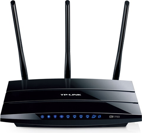 TP Link Routeur dual band gigabit AC1750 - Archer A7