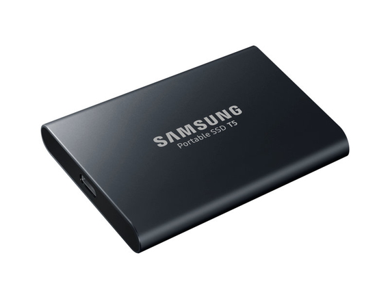 Samsung T5 - 2 To - Black - MU-PA2T0B