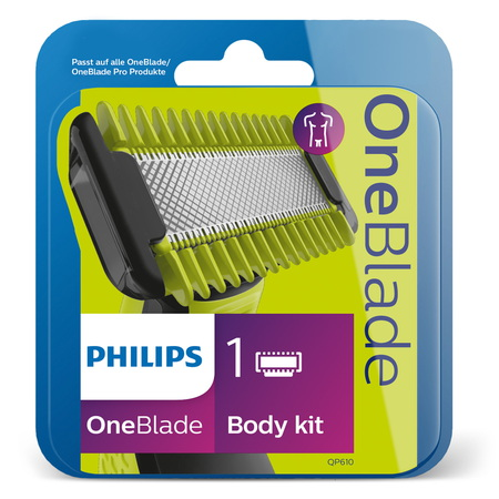 Philips Kit Corps OneBlade QP610/50