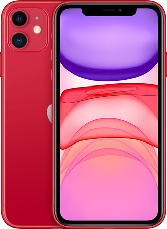 Apple iPhone 11 RED™ - 128 GB