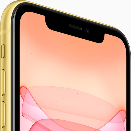 Apple iPhone 11 Jaune - 256 Go