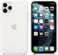 Apple Coque en silicone pour iPhone 11 Pro Blanc - MWYL2ZM/A