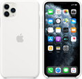 Apple Siliconenhoesje voor iPhone 11 Pro Max Wit - MWYX2ZM/A
