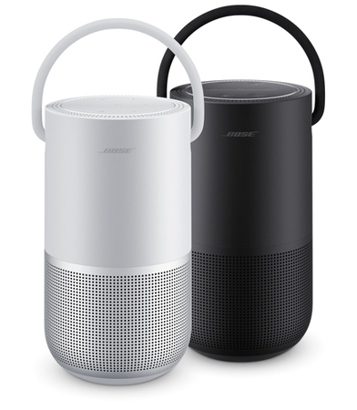 Bose Portable Home Speaker - Luxe Silver