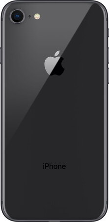 Apple iPhone 8 Spacegrijs - 128 GB - MX162ZD/A