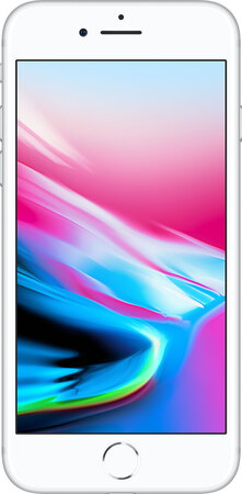 Apple iPhone 8 Zilver - 128 GB - MX172ZD/A
