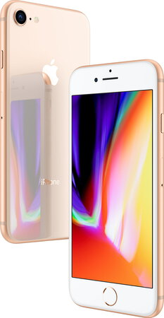 Apple iPhone 8 Goud - 128 GB - MW182ZD/A