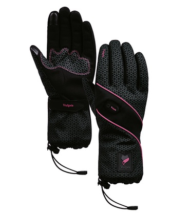 Vulpés Moontouch - Smart Heated Gloves (Fuxia - M)