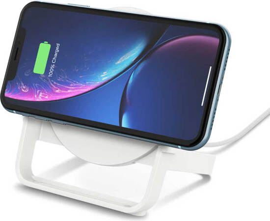 Belkin Chargeur à induction BOOST↑UP™ Stand - 10 W - Blanc