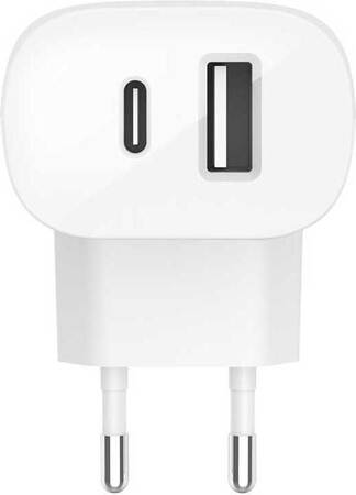 Belkin Chargeur BOOST↑CHARGE USB C - 30 W - Blanc