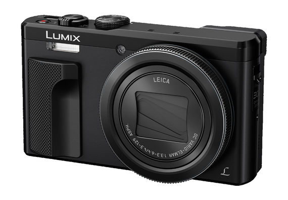 Panasonic Lumix TZ80 + sac de transport DMW-PHS70 + carte SD 8 Go