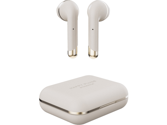 Happy Plugs AIR 1 Draadloze Oortjes - Gold
