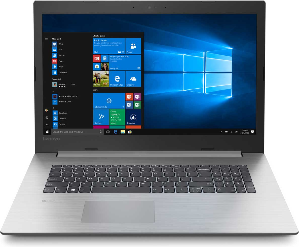 IdeaPad 330-17AST Platinum Grey