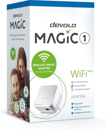 Devolo Magic 1 Wi-Fi mini - DEV-8559
