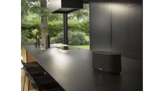Harman Kardon Citation 300 Enceinte intelligente sans fil - noir