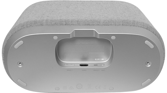 Harman Kardon Citation 300 Enceinte intelligente sans fil - Gris