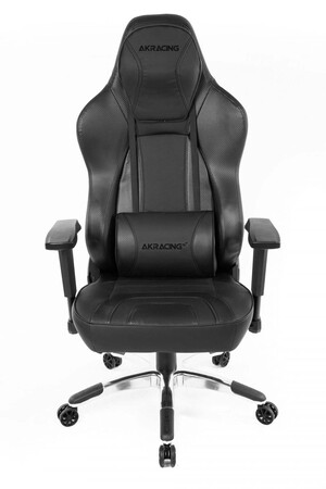 Ak Racing Office Obsidian - Noir
