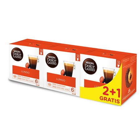 Dolce Gusto Capsule - Lungo - 90