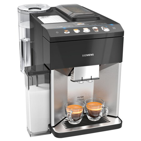 Siemens Machine à Expresso automatique EQ.500 TQ507RX3