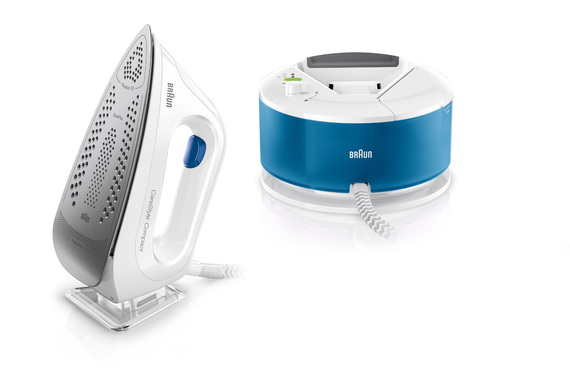 Braun Stoomgenerator CareStyle Compact IS2043 BL