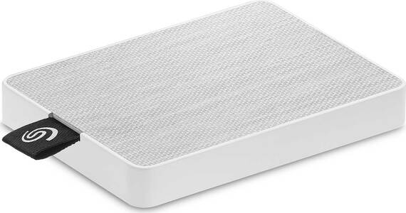 Seagate One Touch SSD 1To - Blanc