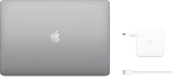"Apple MacBook Pro 16"" Core™ i9 1 To Gris sidéral - MVVK2FN/A"