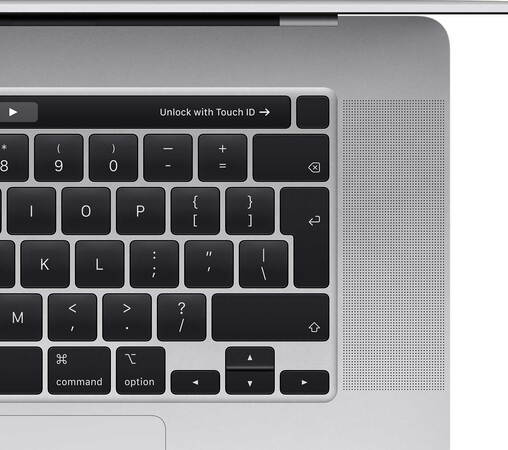 """Apple MacBook Pro 16"""" Core™ i9 1 To Argent - MVVM2FN/A"""