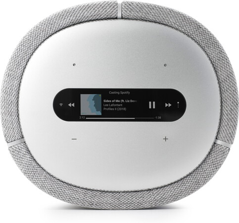 Harman Kardon Citation Tower - Grijze Set