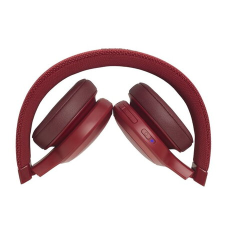 JBL Live 400BT Casque Sans Fil - Rouge