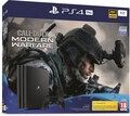 Playstation PS4® Pro Jet Black 1 To + DUALSHOCK 4 + Call of Duty: Modern Warfare