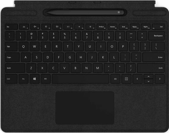 Microsoft Bundle clavier Surface Pro X + Surface Slim Pen - Azerty