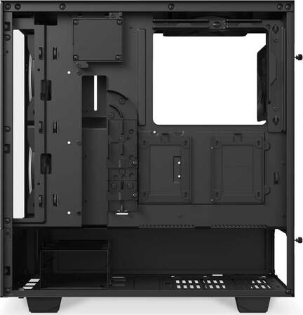 Nzxt H510 Elite Tempered Glass ATX - Matte Black
