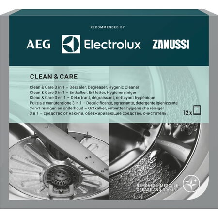 Electrolux Clean & care 3-in-1