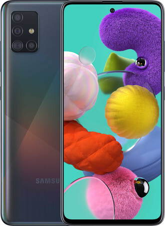 Samsung Galaxy A51 Prism Crush Black