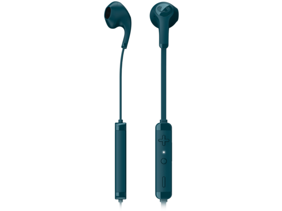 Fresh 'n Rebel Flow Wireless Oortjes - Petrol Blue