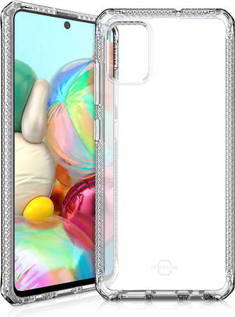 ITSKINS Backcover Spectrum Clear voor Galaxy A71