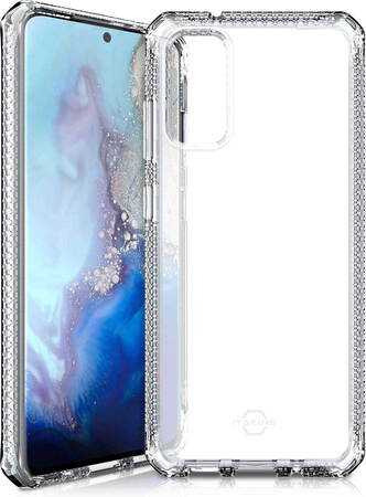 ITskins Backcover Spectrum Clear voor Galaxy S20 Ultra