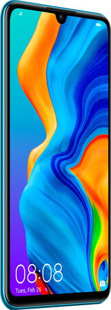 Huawei P30 Lite New Edition Peacock Blue