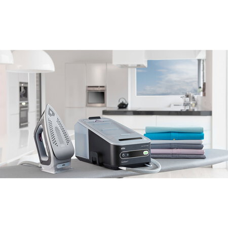 Braun Centrale vapeur CareStyle 7 IS7044 BK