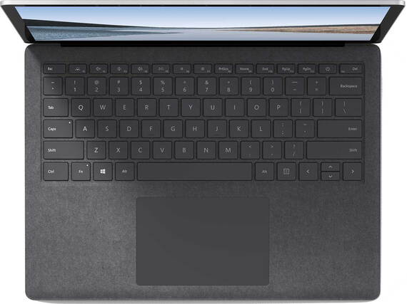 "Microsoft Surface Laptop 3 - 13,5"" Core™ i5 128 Go SSD - Platine"