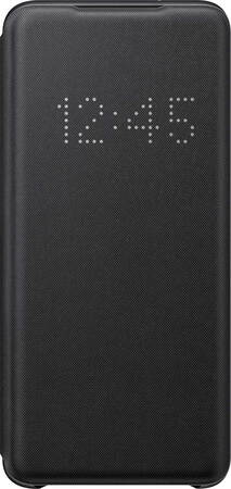 Samsung LED view cover voor Galaxy S20 - Zwart